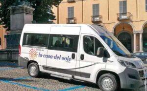 Read more about the article Donazione Furgone al comune di Stradella